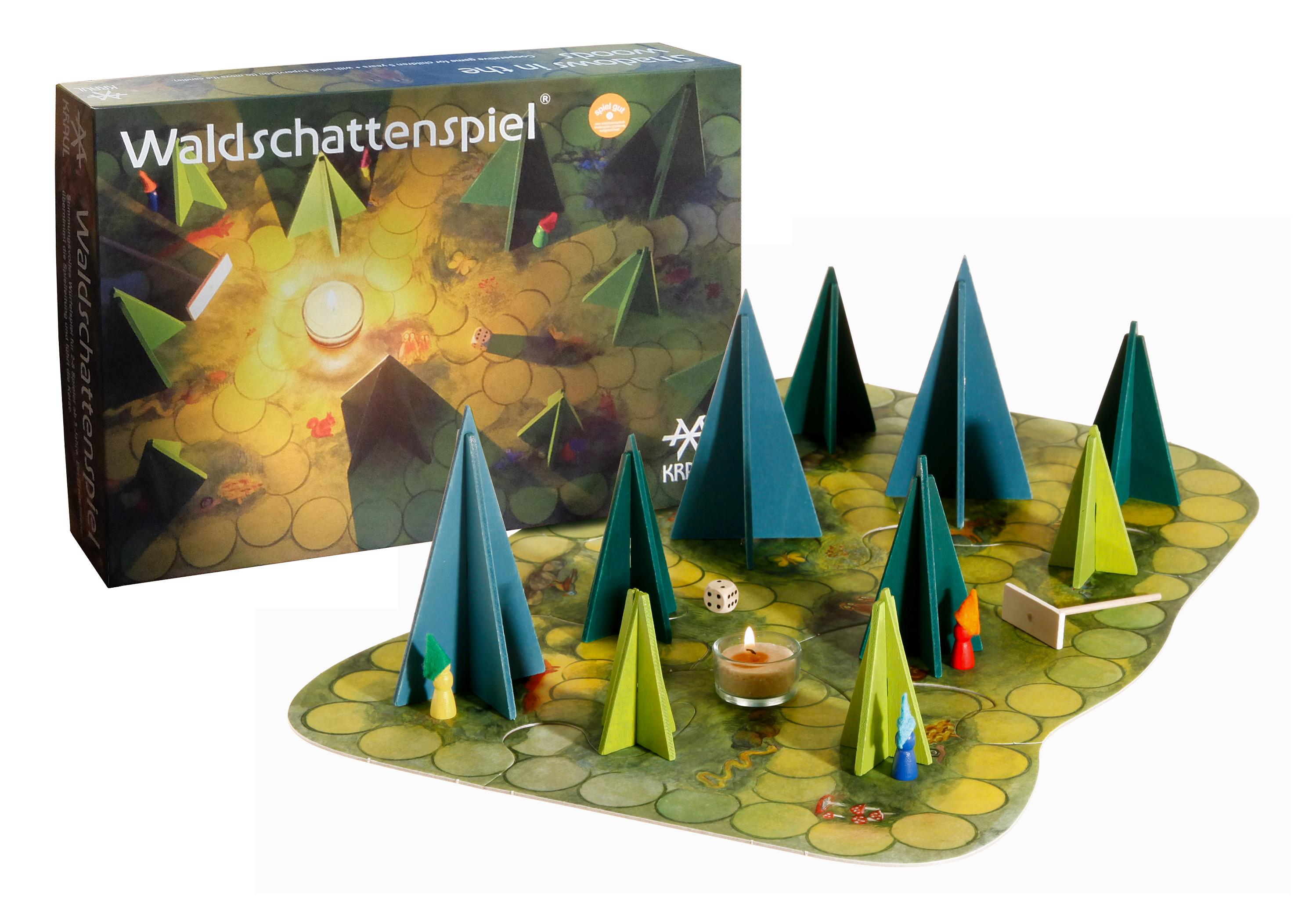 Kraul Märchenhaftes Waldschattenspiel Nr. 7110