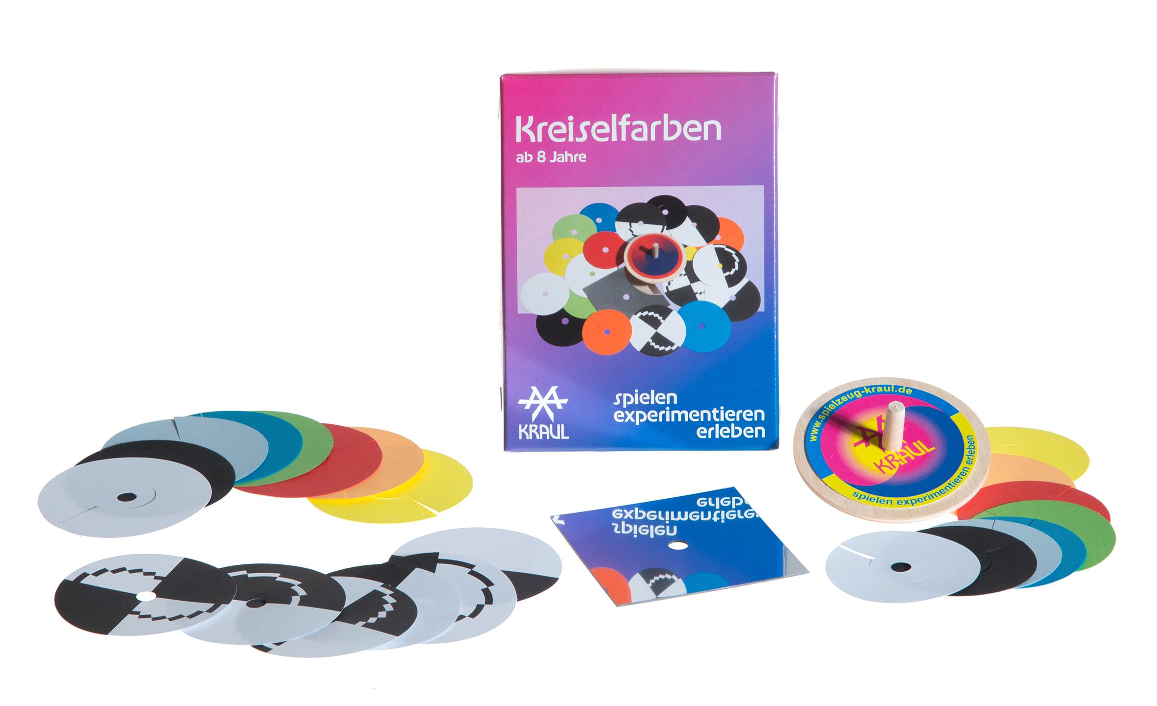 Kraul Kreiselfarben - Natur und Technik Nr. 5770