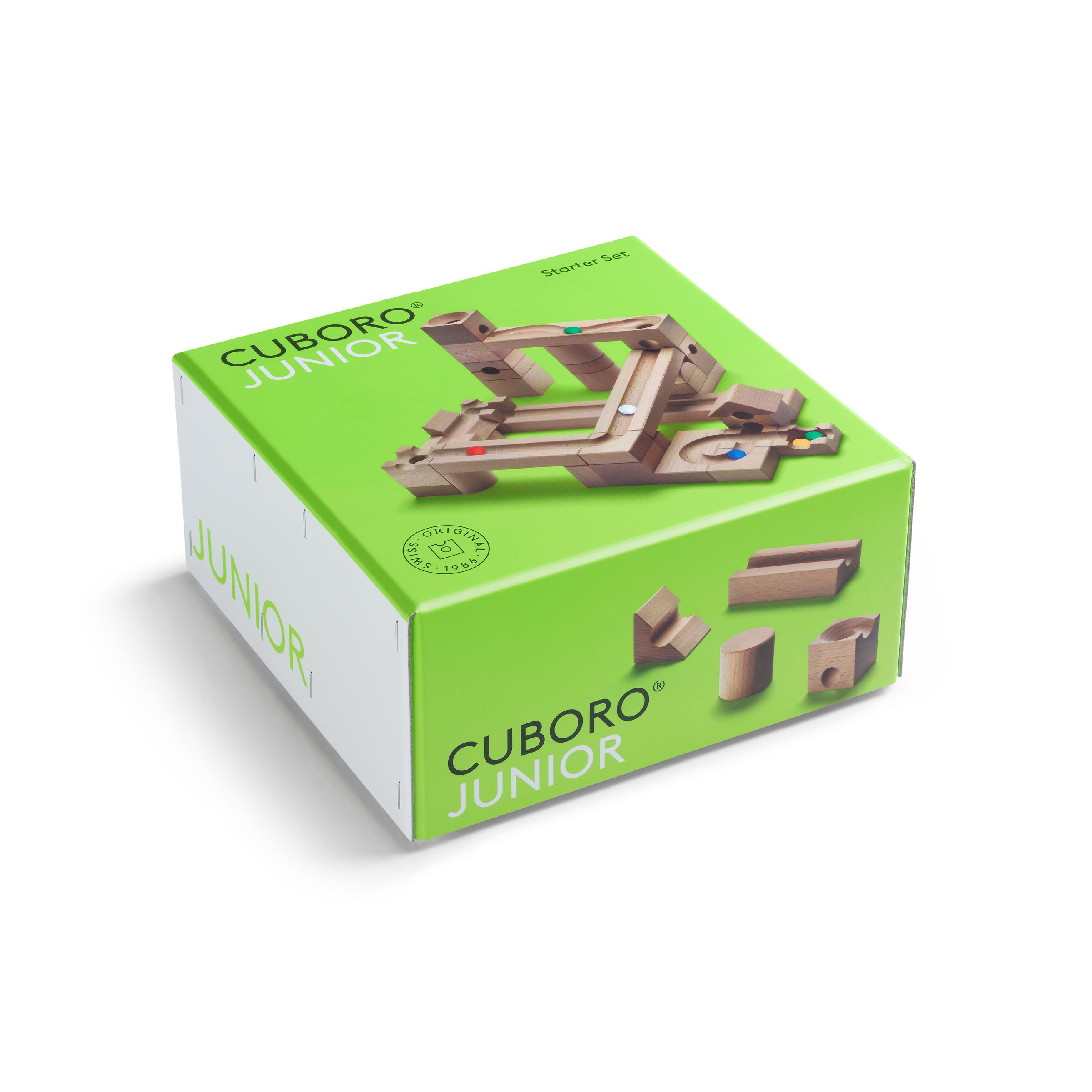 cuboro Junior - das  Starterset ab 3 Jahren
