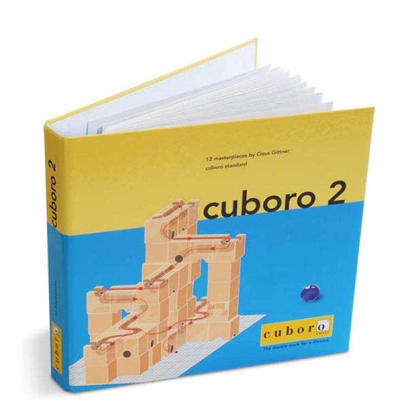 cuboro 2 Grundlagen und Pläne, eine Anleitung für den Einstieg