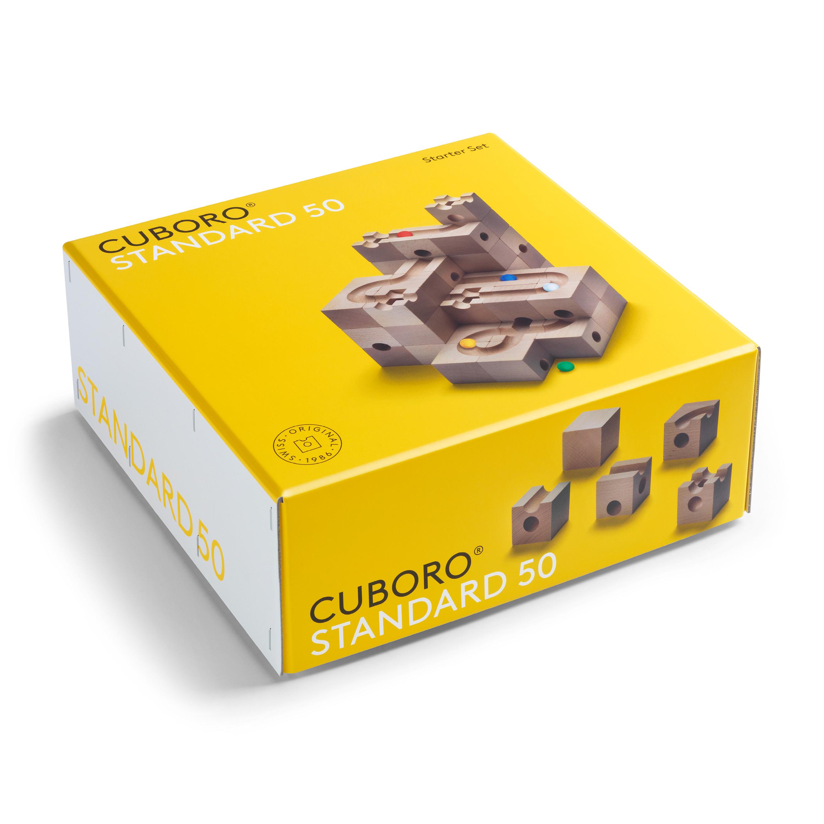 cuboro Standard 50 - Starter Set